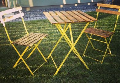 16 Diy S That Bring New Life To Old Chairs