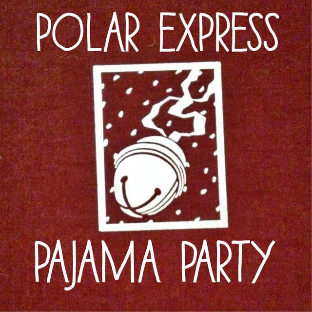 Polar Express Pajama Party:  Ideas and Activities for a fun holiday party with kids!