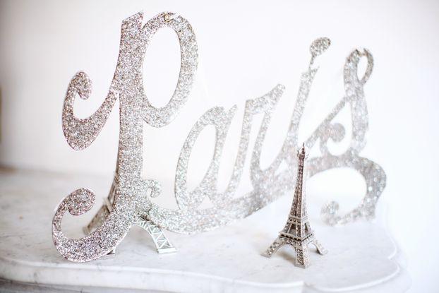 glitter Paris