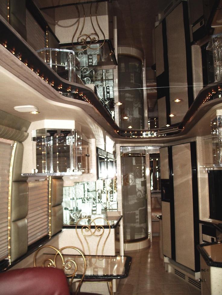 23 Popular Motorhome Interior Ideas