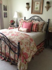 French country bedroom | Home Decor | Pinterest