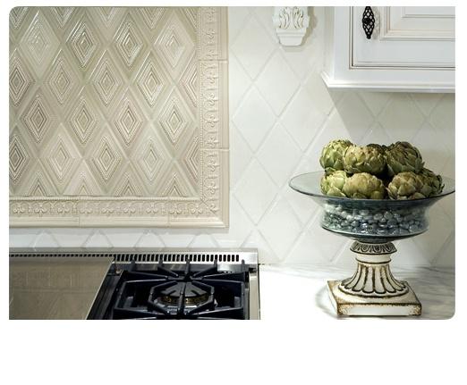 Artisan - Luxury Handcrafted Ceramic #Tile - Sonoma Tile Makers | #interiordesign