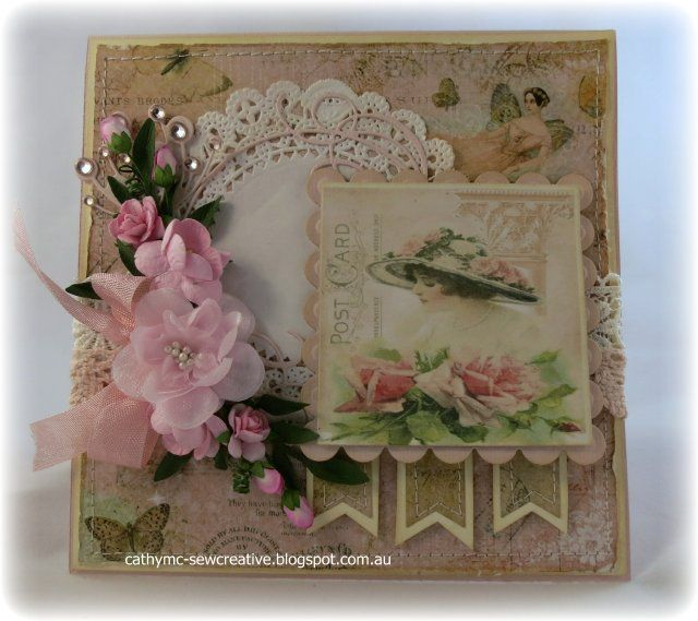 Card: Shabby Chic Card