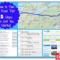 Want to plan a road trip here s 5 steps to get you started great