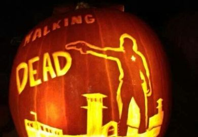 Walking Dead Pumpkin Patterns