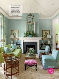 Southern Living Living Rooms