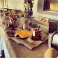 Buffet tablescapes rustic style tablescape for buffet bree