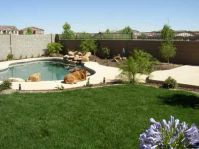 Arizona Backyard Pool Landscaping Ideas