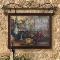Old World Italian Style TUSCAN WALL ART Mediterranean Wall ...