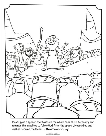 Let My People Go Moses Coloring Page Coloring Pages