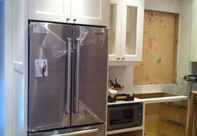 Kitchen Cabinets Half Depth