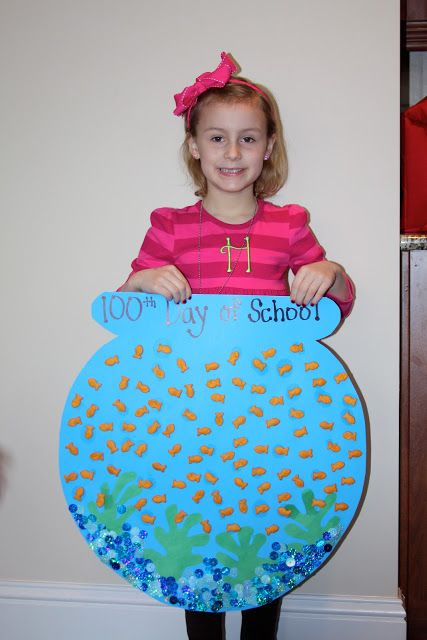 One Hundred Days School Projects