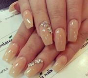 beautiful elegant acrylic nails