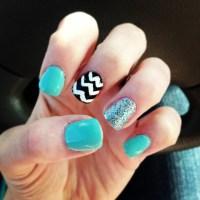 Cute nail design.   Nails   Pinterest