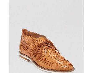 Dolce Vita Lace Up Oxford Chukka Flats