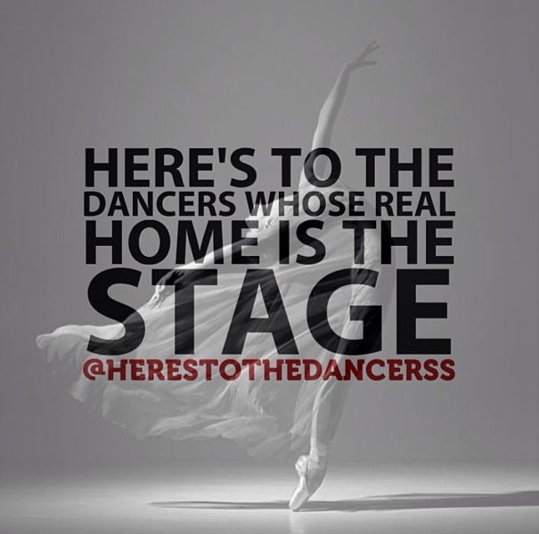 Thank You Quotes Dance Teacher