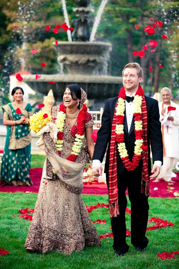 Indian Fusion Wedding from Allegro Photography  EFD