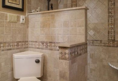 Small Bathroom Layout Design