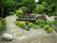 Rock garden | Ovedale Estate | Pinterest