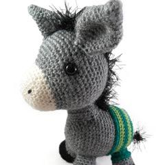Eduardo the donkey - ordered by Rosalba Oramas