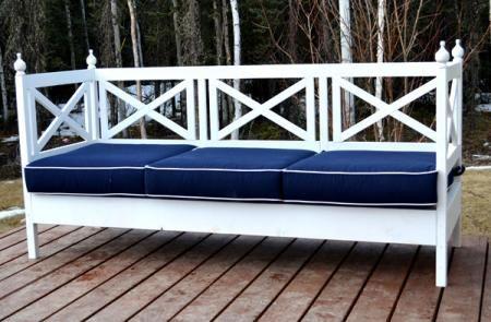 Ana White Sofa