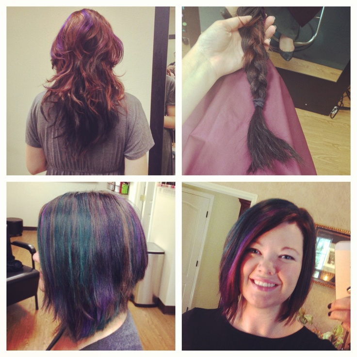 Where To Donate Color Treated Hair