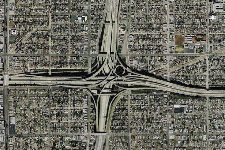 Los Angeles | the sprawl | Pinterest