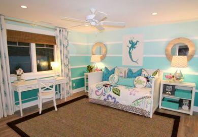 Beach Bedroom Decor For Girls