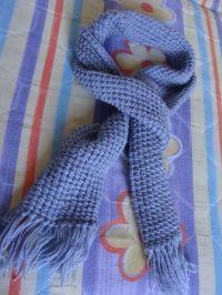 "Handmade knitted scarf | ""Karita Handmade"" shop | Pinterest"