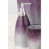 Grey and purple bathroom ideas | Bed & Bath! | Pinterest