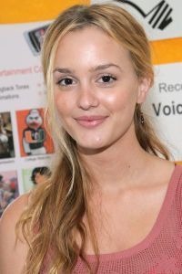 Leighton Meester Natural Hair Color | Hollywood ...