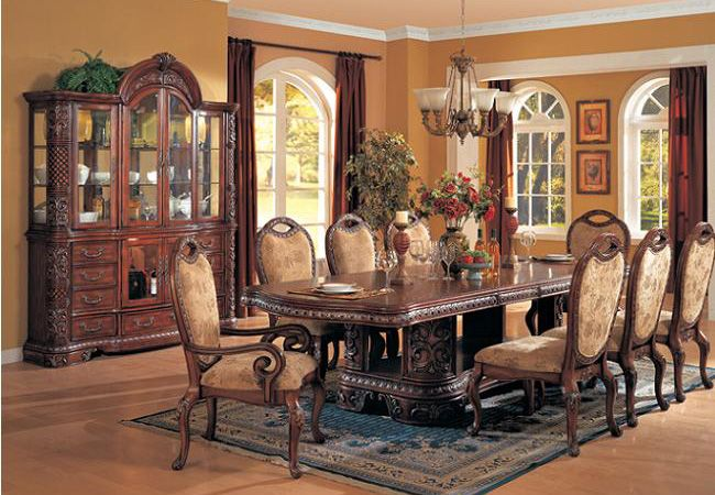 Pin by Terry Hauzer on Victorian Dining Rooms  Pinterest