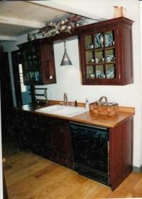 Pinterest Colonial Farmhouse Kitchens | Joy Studio Design ...