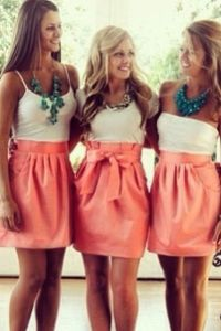 Instead of having bridesmaid dresses, have the bridesmaids ...