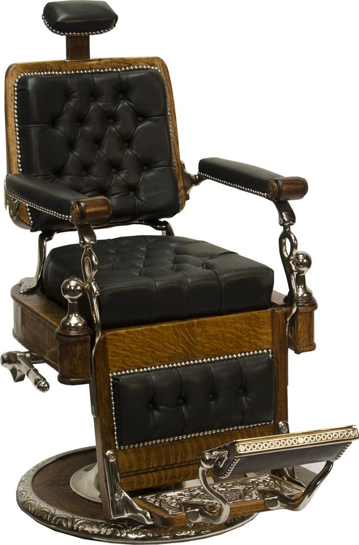 Vintage Koken Barber Chair  Antique Barber Chairs  Pinterest