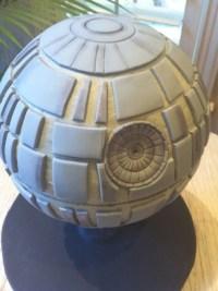 Death Star Cake | The Good Stuff | Pinterest