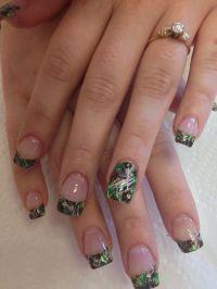 Camo nail art | NAIL ART (COUNTRY STYLE) | Pinterest