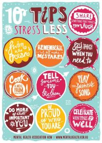 Nurture yourself to reduce stress. Here are some simple ideas of how to care for yourself to reduce stress!