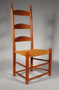 Shaker Chair | Amish, Shakers and Quakers | Pinterest