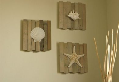 Diy Bathroom Wall Decor Pinterest Bathroom Decor And
