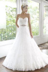 Affordable Destination Wedding Dresses Under $2,000