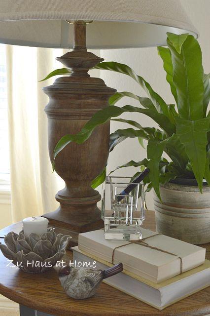 End Table Decor  Home FurnitureStyling  Pinterest