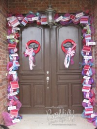 door decor | Parties - American Girl Birthday Ideas ...