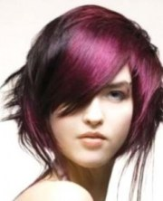 hair color ideas funky design