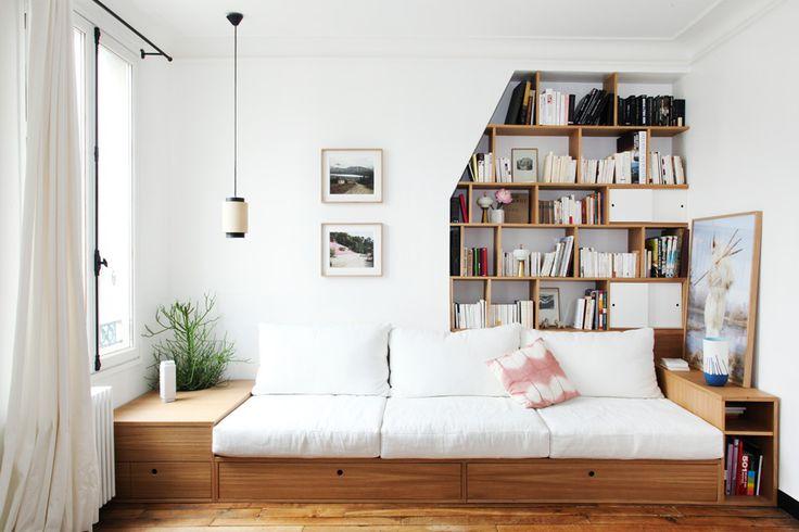 Living room réalisé par Gesa Hansen