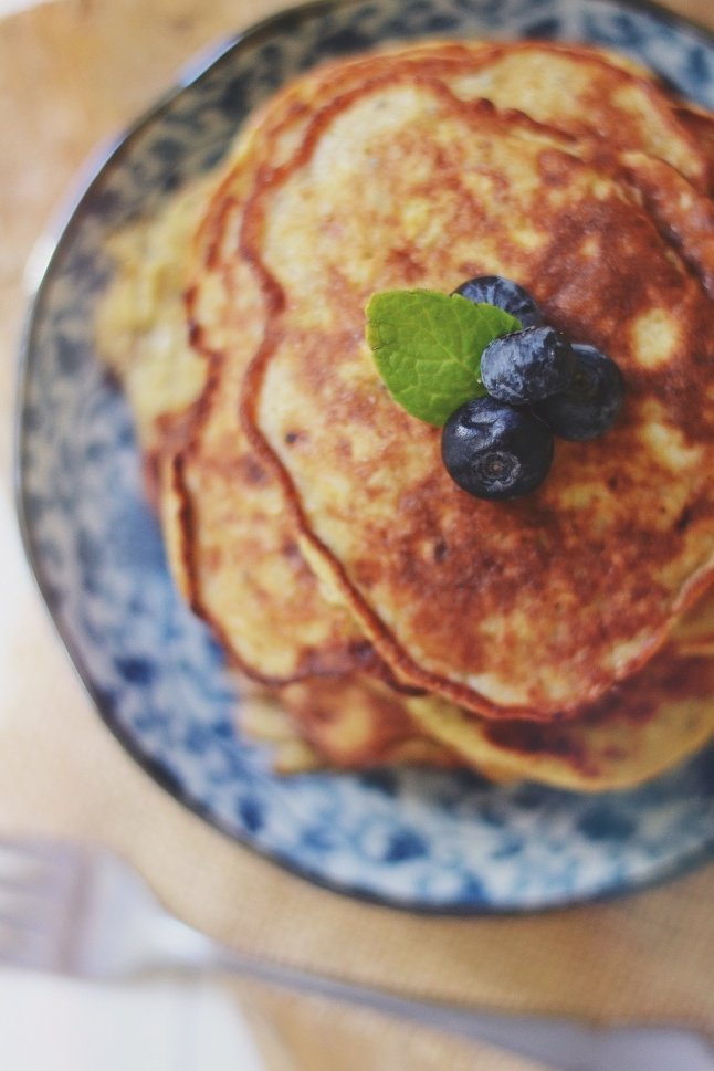 paleo pancakes with casey couchois » Kimber.