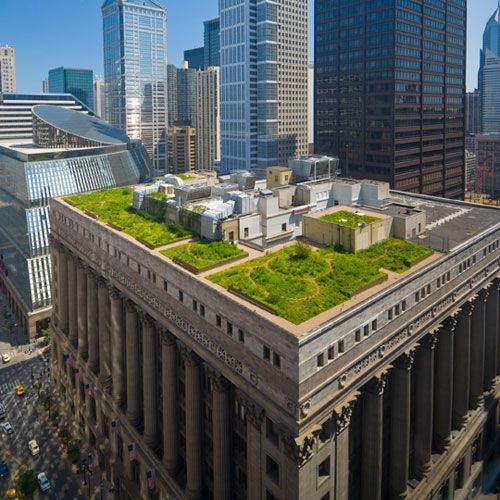 Chicago is one of the greenest cities in America, ideally positioned for sustainable businesses to locate and grow.