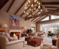 Pin by Traditional Home on Lovely Living Areas | Pinterest