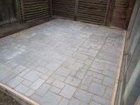 How to Make a Quikrete Walkway or Patio | Gardening Ideas ...