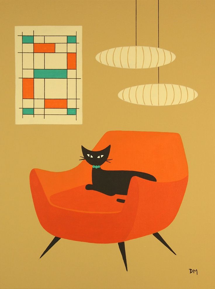 Pin by Joni Sheasley on Midcentury Modern Art  Pinterest